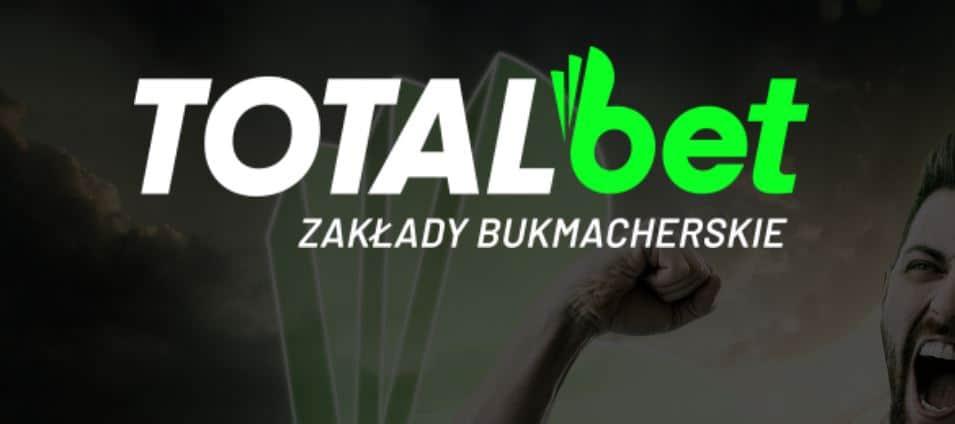 Legalny bukmacher Totalbet ma swoją stronę internetową!
