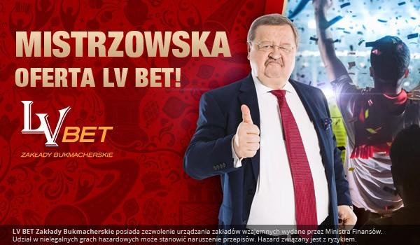Mundial 2018 w LV BET. Wygraj 5000 PLN!