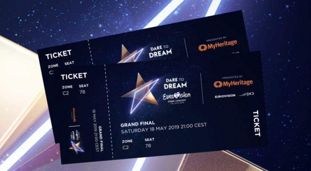 Eurowizja bilety