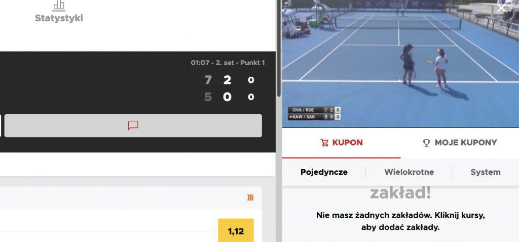 Mecze w BetClic, to jest piłka nożna, tenis online