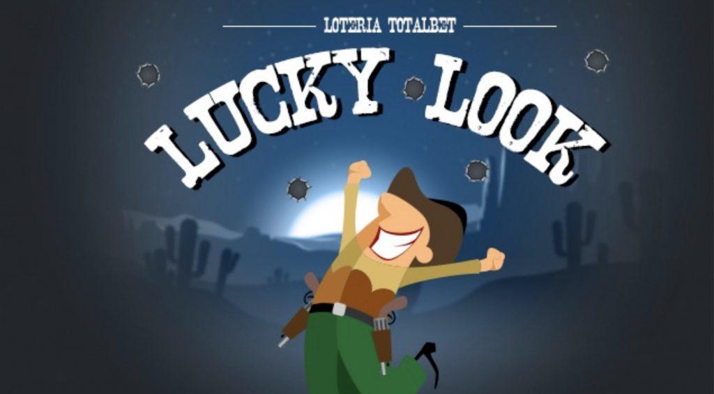 Kasa za samo logowanie od Totalbet! Jak działa Lucky Look?