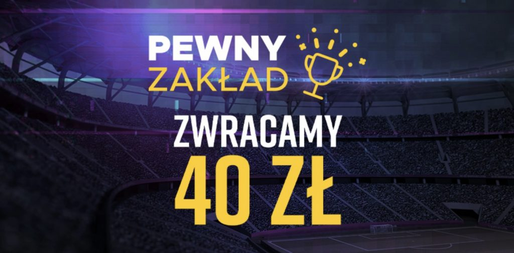 Liga Mistrzów i Liga Europy teraz w Betclic bez ryzyka. Jak dostać do 40 PLN zwrotu?